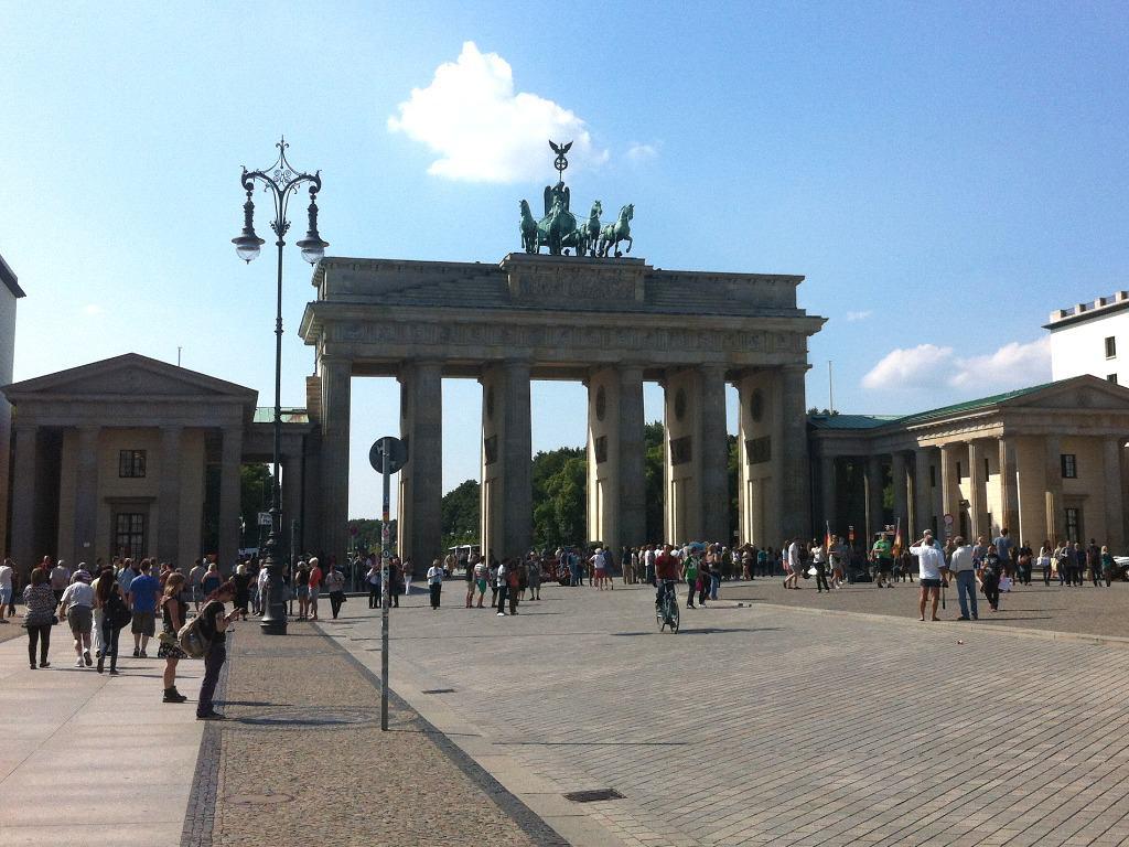 Brandenburger Tor - Måske den mest ikoniske seværdighed i Berlin