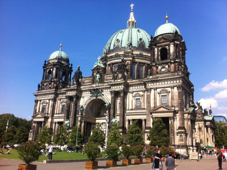 Berliner Dom - en af de mest besøgte seværdigheder i Berlin