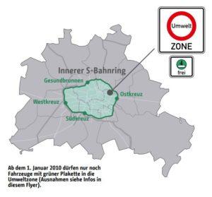 Berlin miljømærke